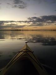 Winter Solstice Sunrise Paddle-1