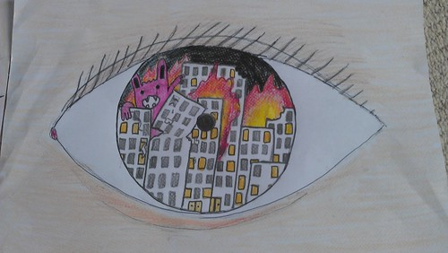 Artetc - An eye for Magritte by Skye