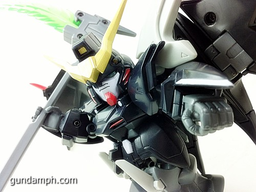 SD Gundam Online Deathscythe Hell Custom Toy Figure Unboxing Review (23)