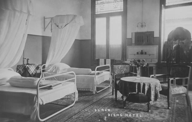Dieng hotel 1900 kalderaprau for Dekor ulang tahun di kamar hotel