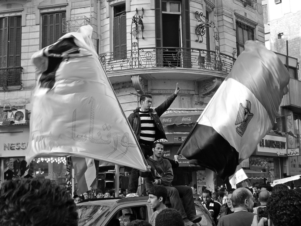 Revolution Continues - ارفع كل رايات النصر