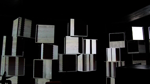 mayer+empl . pm_we . video mapping performance . berlin . 2011