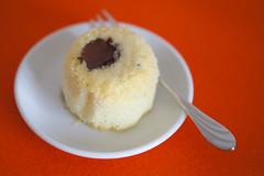 steamed muffins