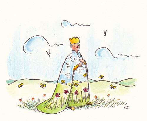 Illustration Friday: Vanity