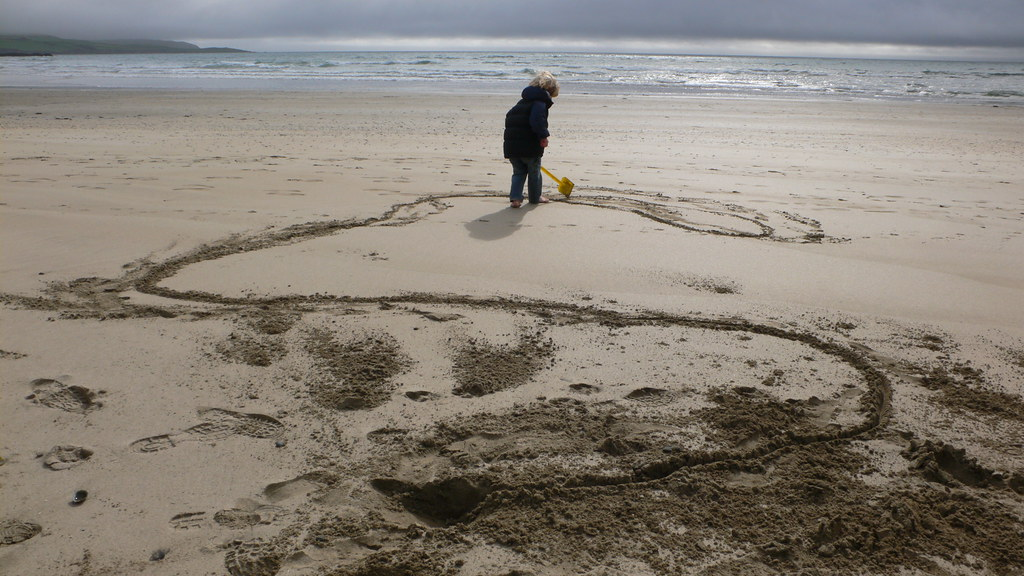 Sand Art, Garrettstown