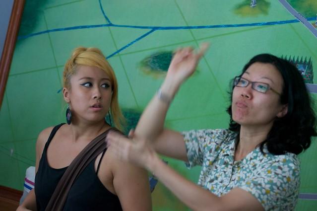 Sign Language Tour at DMZ