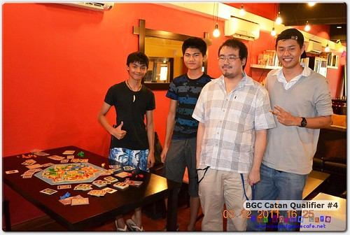 BGC Settlers of Catan 2011 - Qualifier #4