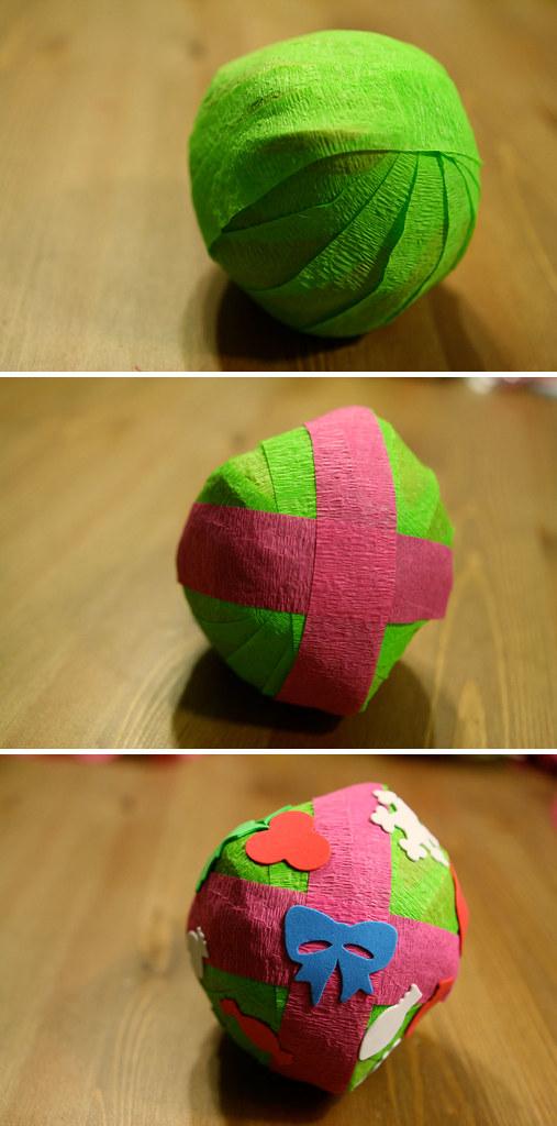 DIY Prize Balls