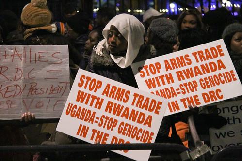 Congo protest I