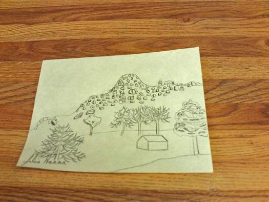 Drawing The Pinnacles-2