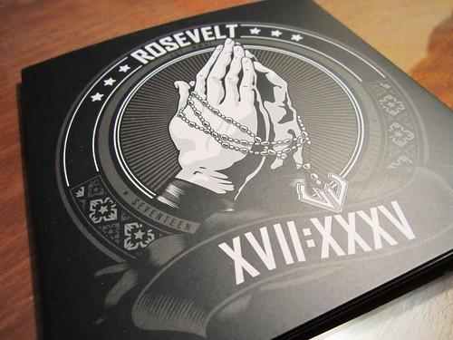 Rosevelt's 1st CD release