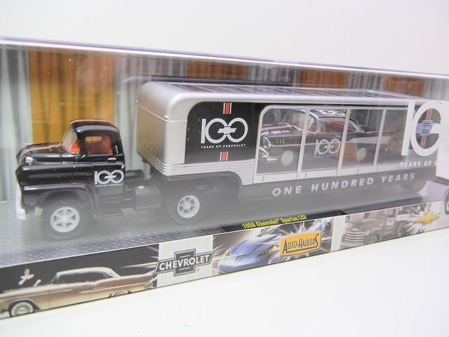 m2 machines auto haulers 100th chevy anniversary (8)