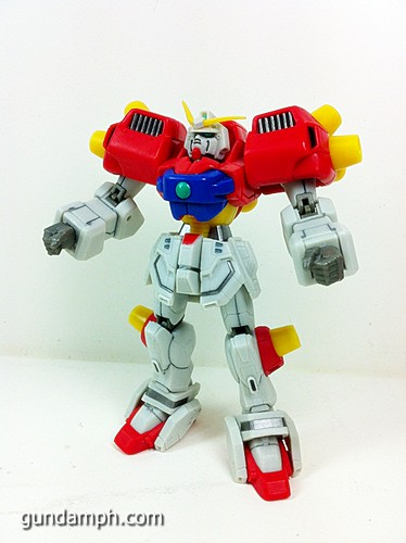 MSIA Devil Gundam First Form Unboxing Review Huge (33)