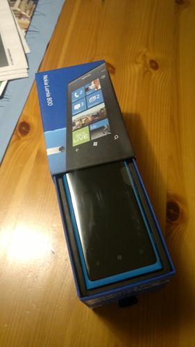 Lumia 800, haz it