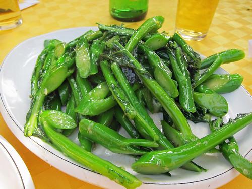 Stir Fried Gai Lan with Garlic