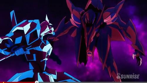 Gundam AGE Episode 14 Flash of Sorrow Youtube Gundam PH (5)