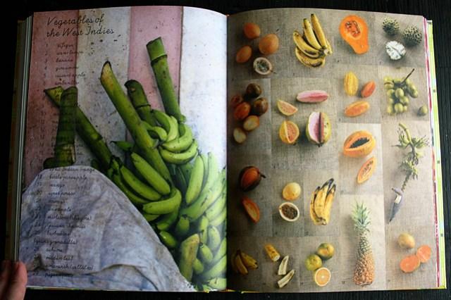 Vegetables of the West Indies
