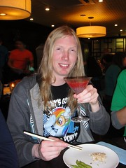 Jezatron with his Dragontini