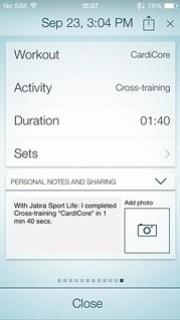 เลือกกิจกรรมการออกกำลังกาย