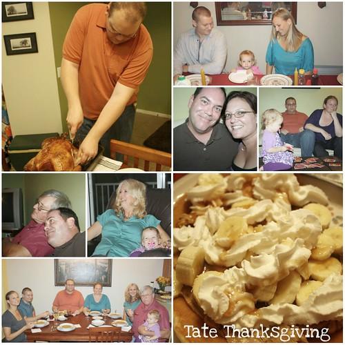Tate Thanksgiving 1