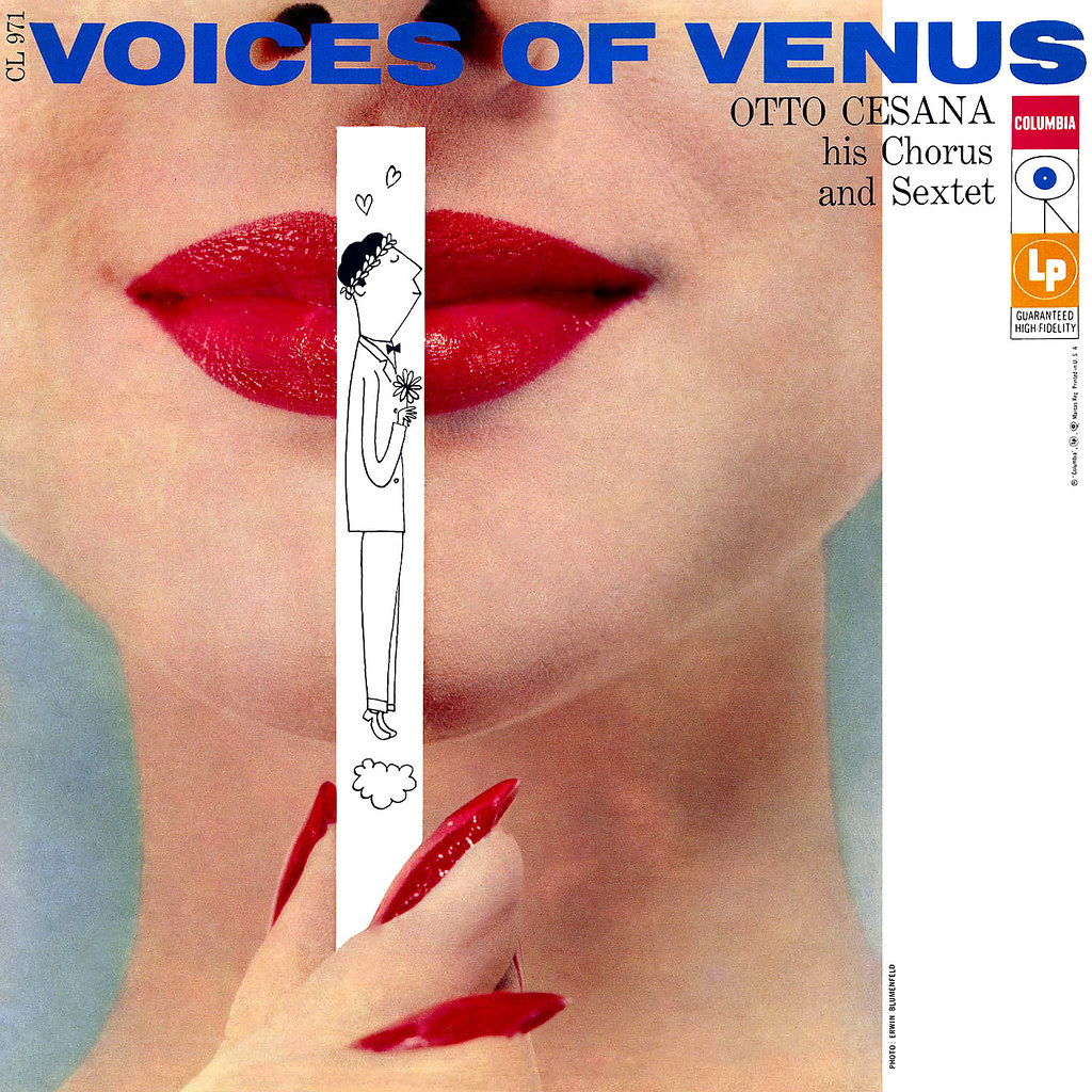 Otto Cesana - Voices of Venus
