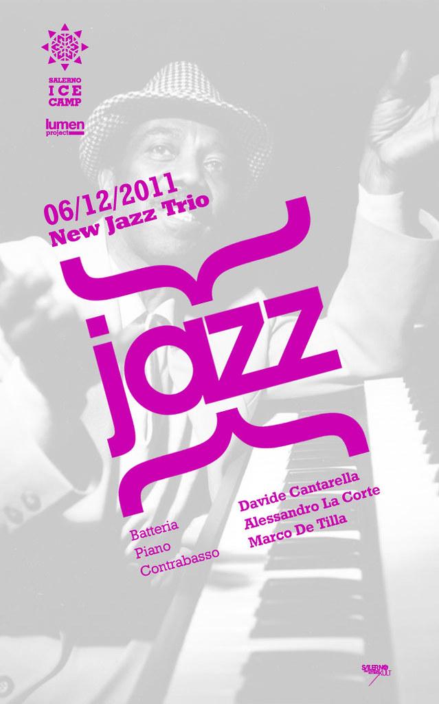Salerno Ice Camp: martedì 06 dicembre serata jazz nella fornace del Parco dell'Irno
