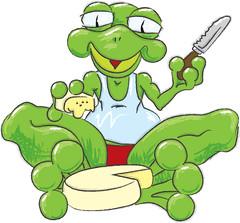 Frog n' Cheese