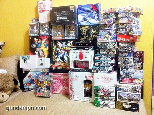 christmas haul dec 2011 gundamph (1)