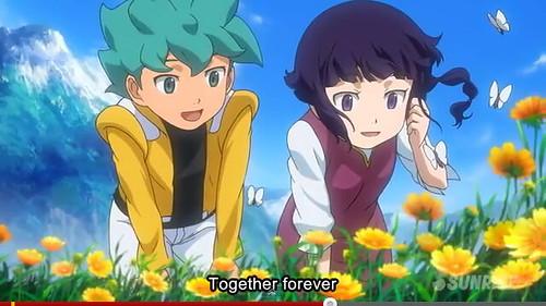 Gundam AGE  Episode 11  Reunion at Minsry Youtube  Gundam PH (18)