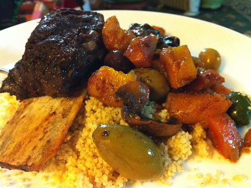 shortribs tagine