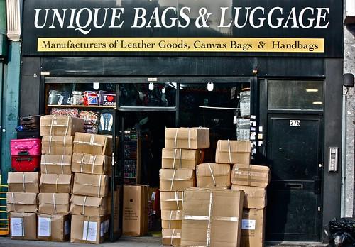 Unique Luggage...