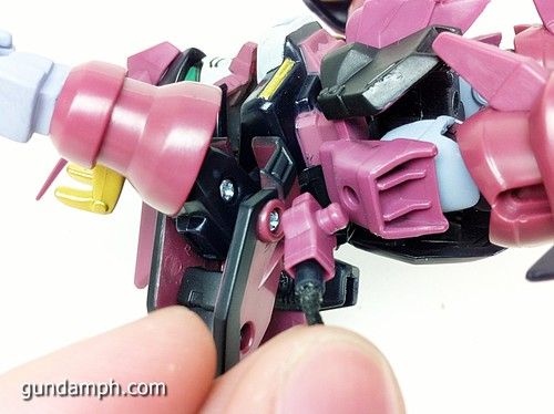 SD Gundam Online Capsule Fighter EPYON Toy Figure Unboxing Review (20)