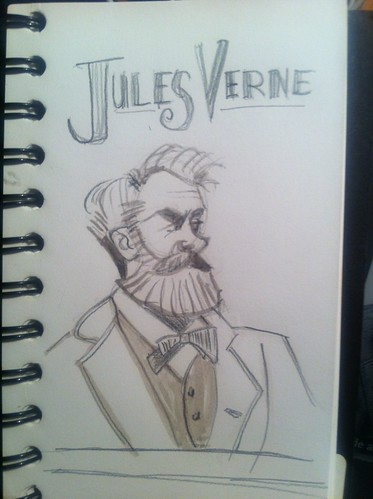 Day 25. -Jules Verne