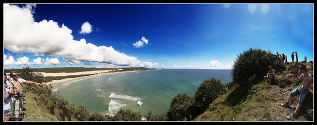 Cliff Point Fraser