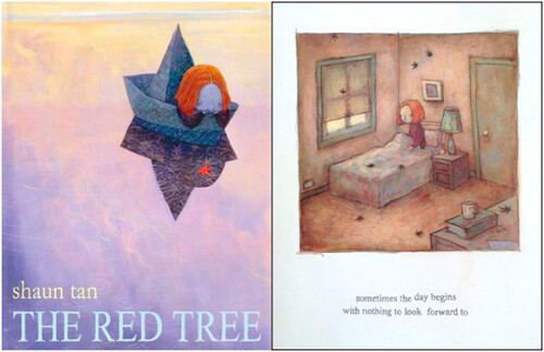 Shaun Tan, The Red Tree