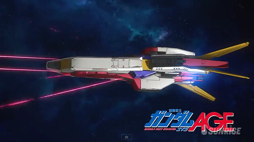 Mobile Suit AGE  Episode 10  D-Day  Youtube  Gundam PH (12)