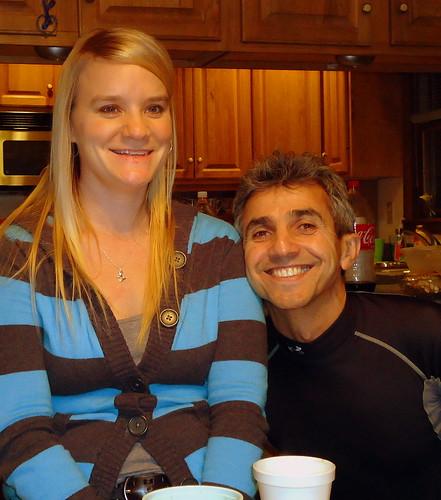 Tanya and Adnan