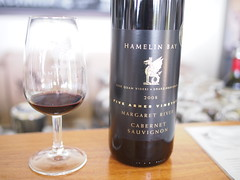 Hamelin Bay Wines - 2008 Five Ashes Vineyard Carbernet Sauvignon