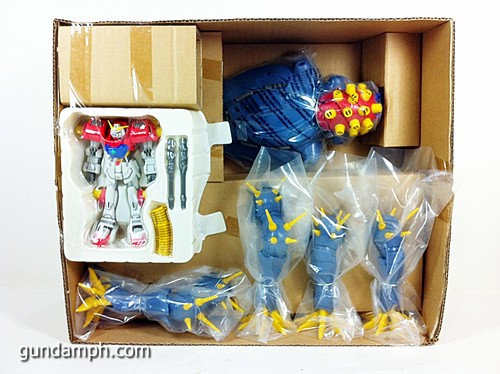 MSIA Devil Gundam First Form Unboxing Review Huge (19)