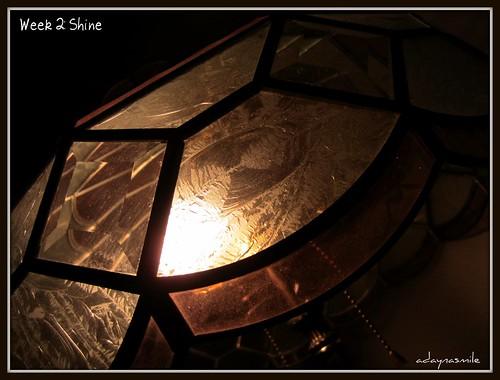 Week 2: Shine by adaynasmile