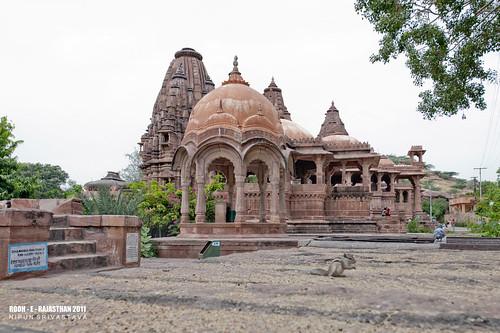 Temples of Mandore.