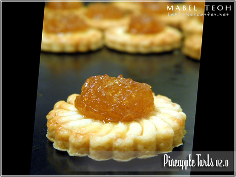 Pineapple Tarts v2.0