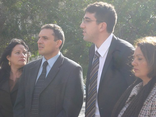 Ħal Balzan - Konferenza stampa