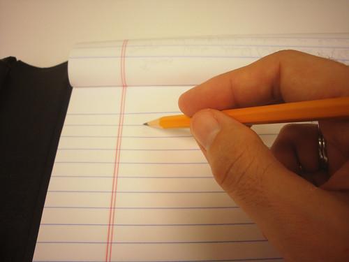 Pencil & Paper 1 (Warm)