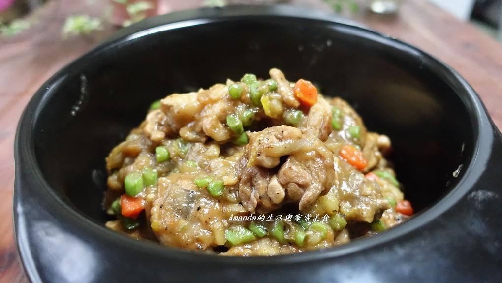 蠔油煮香雞 (9)