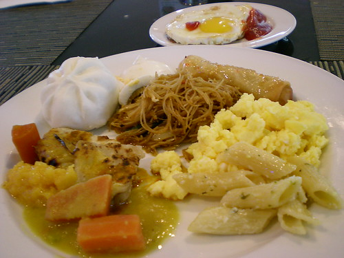 ConcordeKLIA breakfast 2