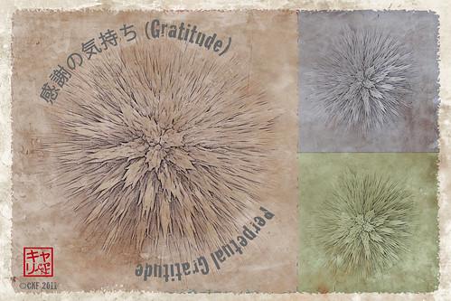 Etegami - Gratitude