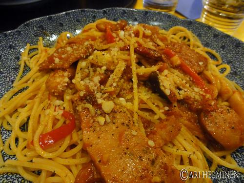 Spaghetti スパゲッティ