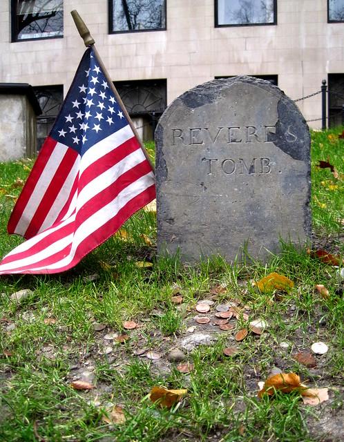 Revere's Tomb