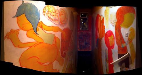 new murales work in progress by kiboko HachiYon